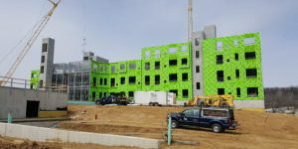 Our Largest Ever Concrete Project…Sage Atwater Senior Living