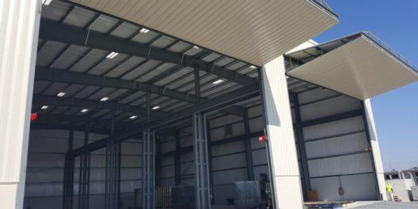Terre Hill Concrete LARGE Bi-Fold Doors