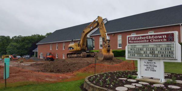 Elizabethtown Mennonite Church Expands Their Facilities!