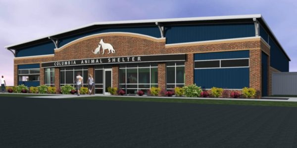 Columbia Animal Shelter Is Open For Business!