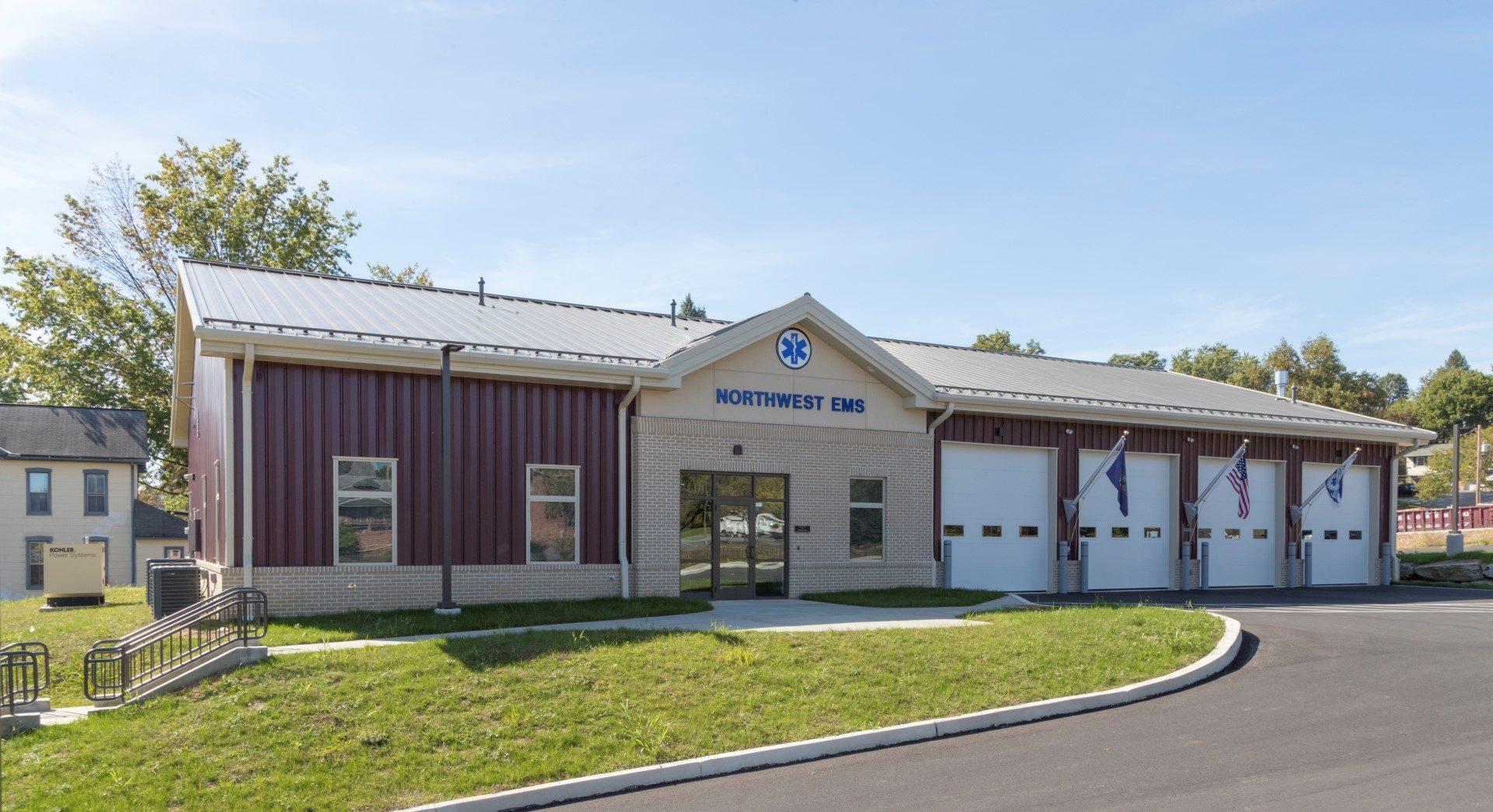 Northwest EMS 86, Manheim