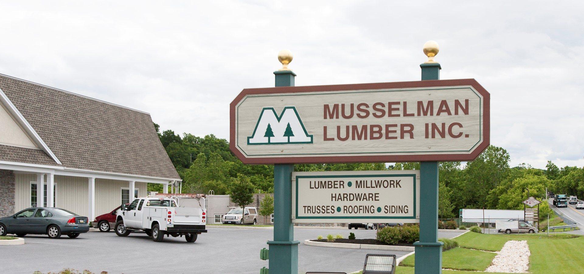 Musselman Lumber