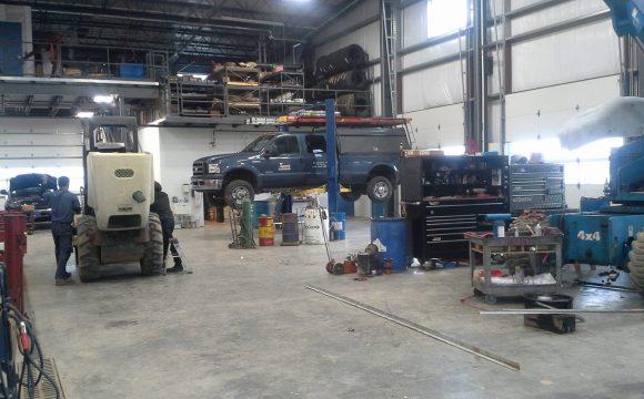 Truck & Equipment Repairs